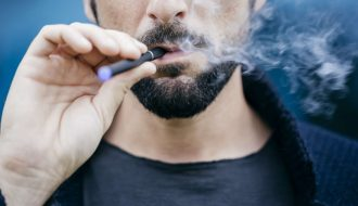 Vaping Doesn't Differ From Smoking